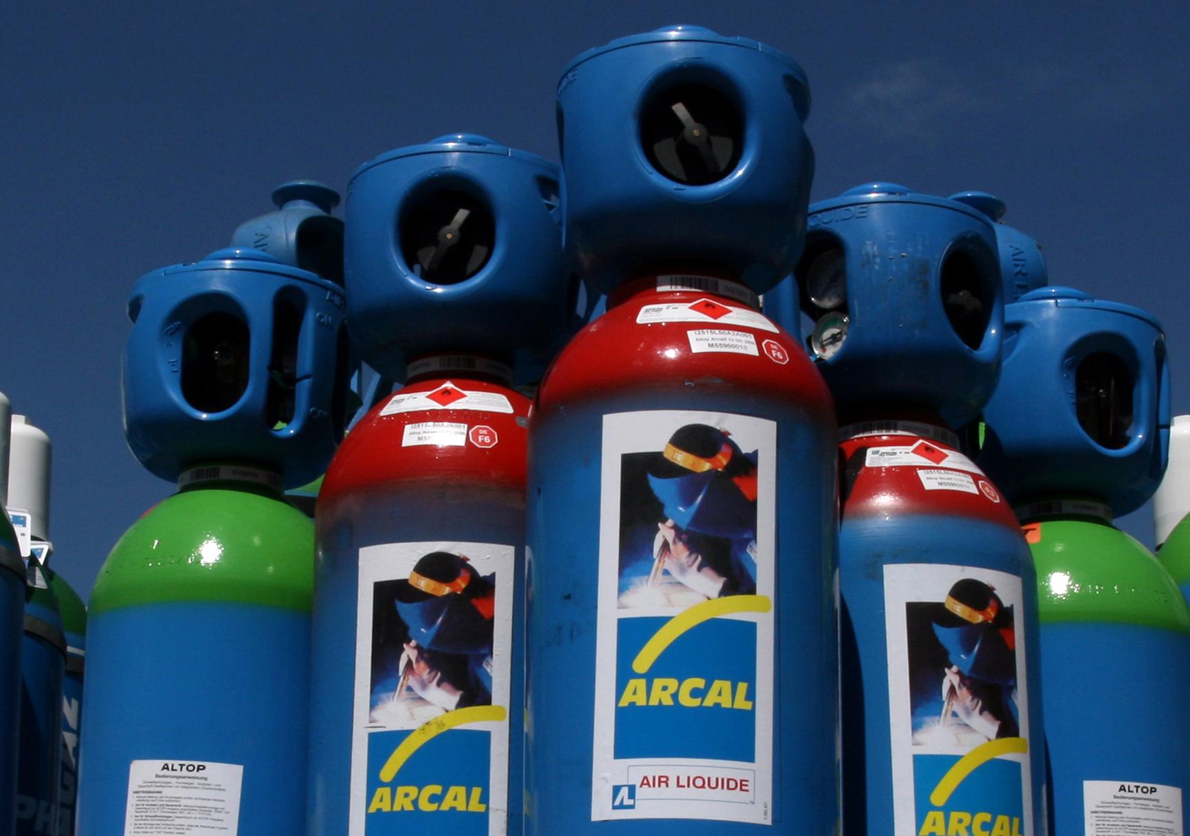 gas arcal