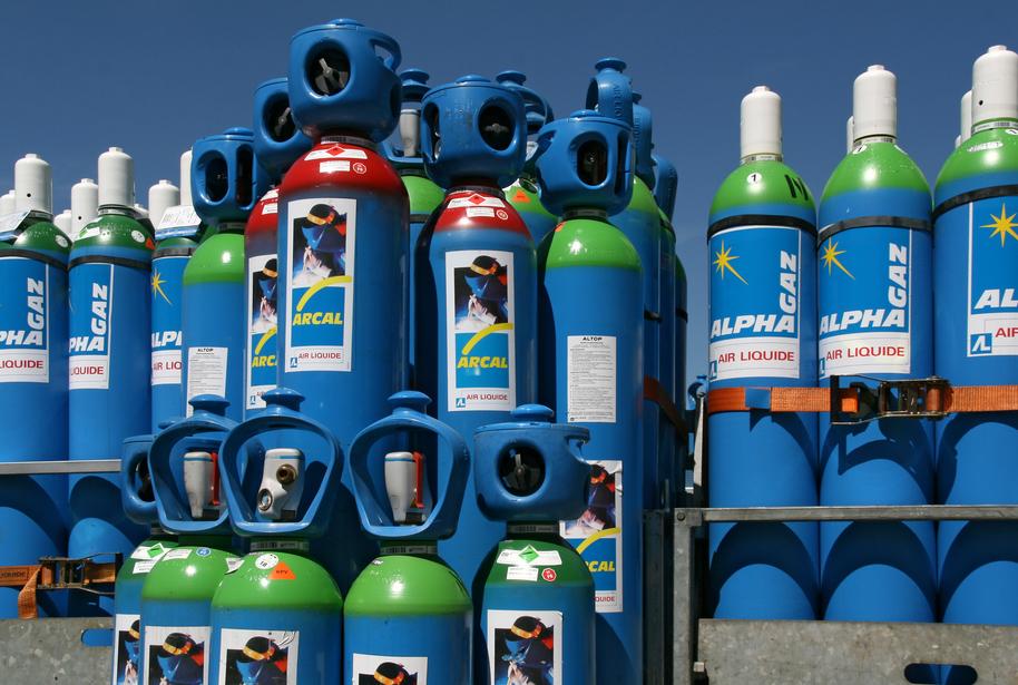 airliquide gas industriale